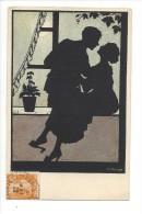 12024 -  Les Amoureux Par F Philipp - Couples