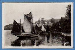 29 - DOUARNENEZ -- Bateaux De Pêche Dans Le Port - 1940 - 50 - Douarnenez