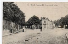 Sainte-Ménehould - Rond Point De La Gare - Sainte-Menehould
