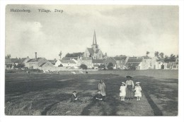 CPA - HULDENBERG - Village - Dorp  // - Huldenberg