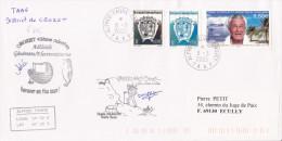 TAAF District De Crozet - 42ème Mission Adélaïde Alfred Faure 2005 (voir Photo) - Terres Australes Et Antarctiques Françaises (TAAF)