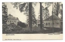CPA - HEMIKSEM - HEMIXEM - Château Ravenstein - Kasteel  // - Hemiksem