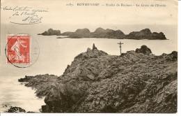 * Rotheneuf ¤  Les Rochers - La Croix De L'Ermite - Rotheneuf