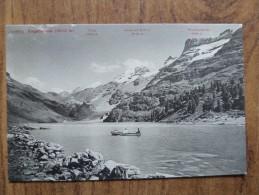 42298 PC: SWITZERLAND: OW-OBWALDEN: Engstlensee (1852 M). - OW Obwalden