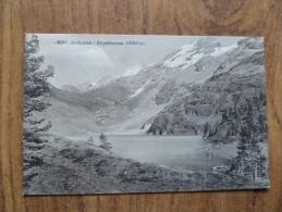 42299 PC: SWITZERLAND: OW-OBWALDEN:  Jochhpass - Engstlensee (1852 M). - OW Obwalden