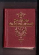 DEUTSCHES GESCLECHTERBUCH, Band 95, Siegerland 1, 735 Seiten, U.a. Gontermann Fliegerheld 1.Weltkrieg - Libros, Revistas, Cómics