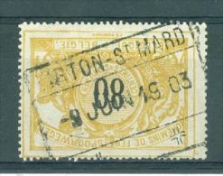 """BELGIE - OBP Nr TR 24 - Cachet  """"VIRTON - ST-MARD"""" - (ref. VL-5495) - 1895-1913"""