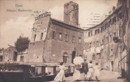 NEMI , Rome , Italy , PU-1911 ; Palazzo Medioevale - Other