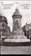 51, REIMS, LE MONUMENT DES INFIRMIERES, NURSE'S MONUMENT - Reims