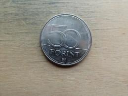 Hongrie  50 Forint  2004  Km697 - Hungría