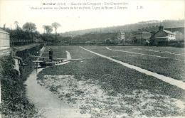 N°4622A -cpa Darnétal -quartier De Longpaon -une Cressonnière- - Cultures