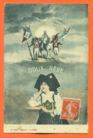 """Dpt  67  Carte Patriotique  """"  Doux Reve  """" - France"""