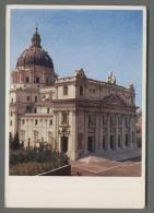 T9201 NAPOLI TEMPIO DI CAPODIMONTE INCORONATA MADRE DEL BUON CONSIGLIO (tur) - Napoli