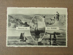 Cp/pk 1953 Bonjour De La Panne - De Panne