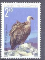1998.  Bosnia And Herzegovina/Croatia, Bird, 1v, Mint/** - Slovenia