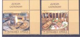 2005. Republic Serpska, Europa 2005, 2v, Mint/** - Europa-CEPT