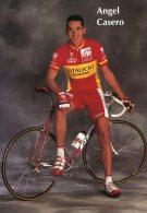C2202 CP Cyclisme Angel Casero - Vitalicio  1999 - Cycling