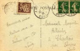Le Jura Français - 839 - Salins Les Bains - La Furieuse - Le Dôme De N.d Libératrice Et Tour De Flore - B.F. Paris - Lux - Andere Gemeenten