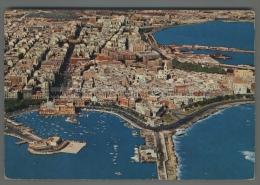 T9791 BARI VISIONE AEREA DELLA CITTA' Scritta (tur) - Bari