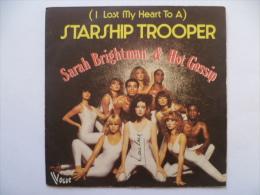 SARAH BRIGHTMAN & HOT GOSSIP:Starship Trooper/Do,do,do. - 45 T - Maxi-Single