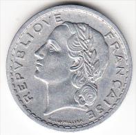 FRANCIA 1947.5 FRANCOS.CERES DE LAVRILLIER (IV REPUBLICA) EBC.  CN4190 - J. 5 Francs