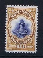San Marino: Mi 160   Sa. 156  MH/* 1929 - San Marino