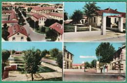 LA ROCHELLE - QUARTIER MANGIN - CARTE MULTIVUES - CPSM PETIT FORMAT - La Rochelle