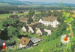 Suisse Schweiz Svizerra Switzerland Pro Patria 1997 Zumstein** Carnet De 10 Timbres No 257 - Ongebruikt