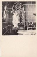 Carte Photo - Aumônerie Des Prisonniers De Guerre - Fresque De La Chapelle Du Kommando 844/7 Au Stalag XI A - Weltkrieg 1939-45