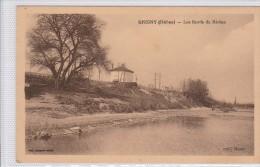 GRIGNY - Les Bords Du Rhône - Grigny