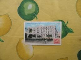 Republica De CUBA 1920 Manzana De Gomez Havana  Animata A Colori Affrancata Viaggiata - Cartoline