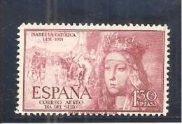 España/Spain-(MH/*) - Edifil  1099 - Yvert  Aéreo-252 - Nuevos & Fijasellos