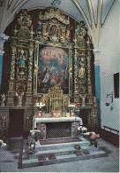 Val D'Isère  (38) 1850 M. Eglise Du XVI ème Siècle - Le Rétable - Francia