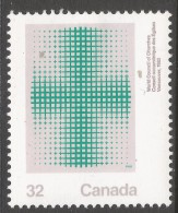 Canada. 1983 6th Assembly Of The World Council Of Churches, Vancouver. 32c MH. SG 1101 - 1952-.... Reign Of Elizabeth II