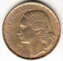 FRANCIA 1952.  20 FRANCOS B  MARIANNE DE GIRAUD (IV REPUBLICA).MBC .  CN4195 - L. 20 Francos
