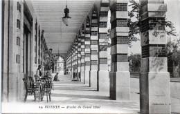 Tunisie.BIZERTE - Arcades Du Grand Hotel -Y- - Tunisia