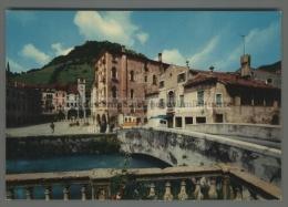 U1173 VITTORIO VENETO Treviso PIAZZA FLAMINIO MUSEO CENEDESE (tur) - Treviso