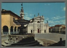 U1174 VITTORIO VENETO Treviso CATTEDRALE E MUSEO DELLA BATTAGLIA (tur) - Treviso