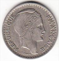 FRANCIA 1949.  10 FRANCOS   MARIANNE DE TURIN (CUARTA REPUBLICA  ) EBC CN4186 - Francia