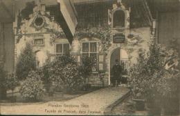 FLORALIES GANTOISES 1908 FACADE DE FRASCATI DANS L'ANNEXE - Unclassified