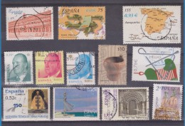 """Lote De Sellos Usados / Lot Of Used Stamps  """"MUNDIALES / WORLDWIDE""""   S-1447 - Postzegels"""