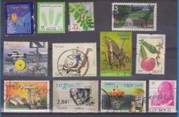 "Lote De Sellos Usados / Lot Of Used Stamps  ""MUNDIALES / WORLDWIDE""   S-1451 - Sin Clasificación"