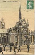 CPA Du Temps Jadis De Paris (X ème Arrts) – Eglise Saint Laurent - Eglises