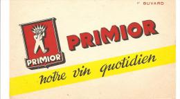 Buvard Primior Notre Vin Quotidien - Liquore & Birra