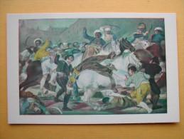 MADRID. Le Musée Du Prado. L'Invasion Française En 1808 (Les Mamelouks) Par Goya. - Madrid