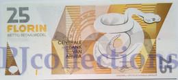 ARUBA 25 FLORIN 1993 PICK 12 UNC - Aruba (1986-...)