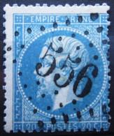 GC 556            BOURBONNE LES BAINS           HAUTE MARNE - 1849-1876: Période Classique