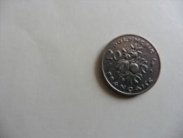 Polynésie Française : 20 Francs  1973 - Polynésie Française
