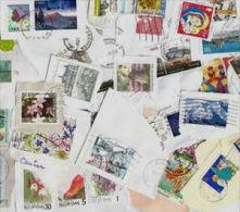 Whole World MissionBag 100g (3½oz) Modern KILOWARE     [vrac Kilowaar Kilovara Mixture] - Briefmarken
