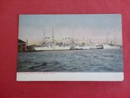 Charlestown  Navy Yard Boston Mass      -ref 1746 - Guerre